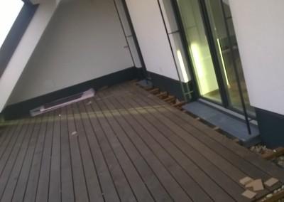 Dachgeschoßausbau